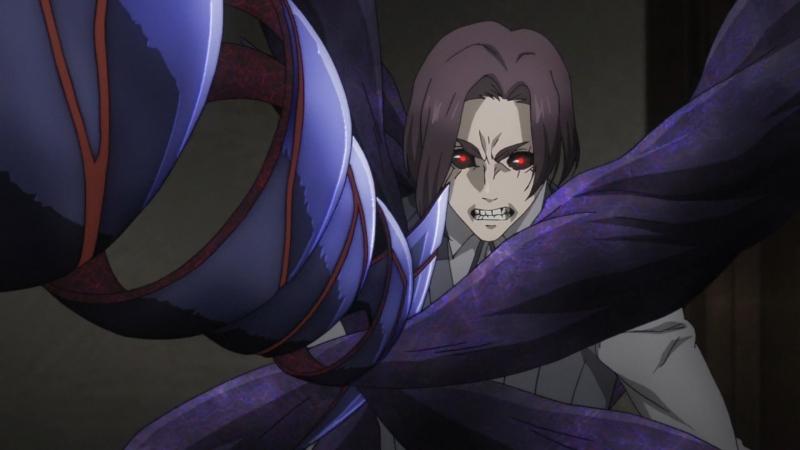 Tokyo Ghoul ТВ 3 8 серия русская озвучка OVERLORDS Токийский Гуль 3 сезон 08 Токийский Монстр TV 3 Toukyou Kushu
