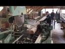Так делают брус Обрезка лафета Брус 150*150 Производство Шувое ру деревянныйдом деревянныедома шувое домаизбруса shuvoe