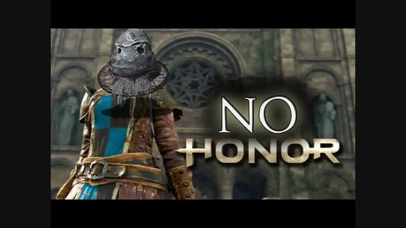 No honor