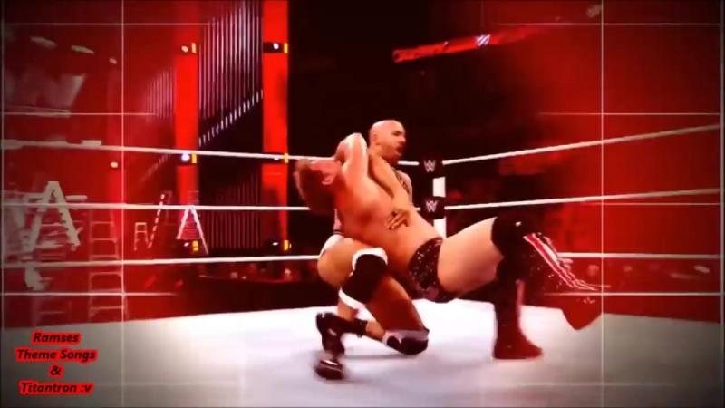 WWE Cesaro New Theme Song Titantron 2016