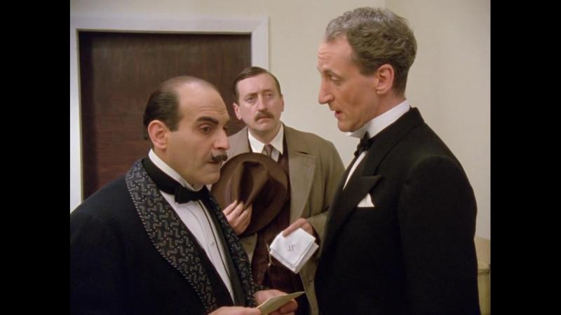 Пуаро Квартира на четвёртом этаже 1989 детектив реж Эдвард Беннетт