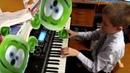 Gummy Bear Мишка Гумми Бер пианино kb-930