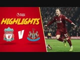 Highlights: Liverpool 4-0 Newcastle United | Boxing Day belter from Lovren