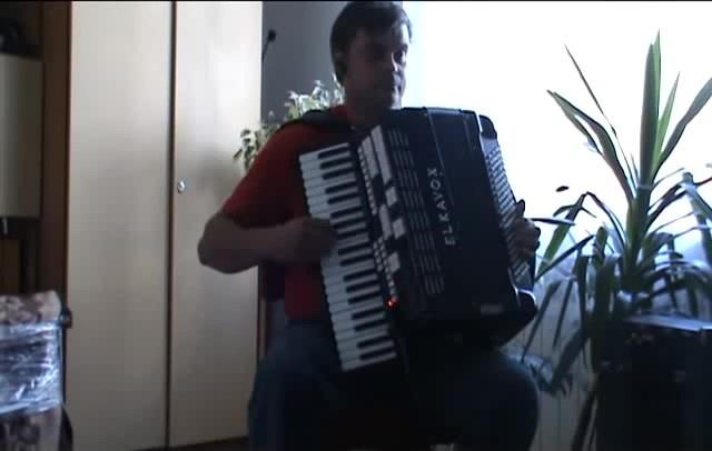 RUM AND COCA COLA accordion