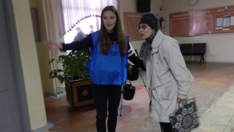 ФильмДобровольцы на выборах. Тихвинский район обсуждение