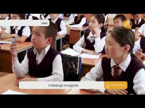 Шығыс Қазақстандағы 658 мектептің барлығына электронды күнделік толықтай енгізілді