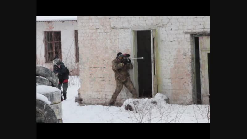 Охота на охотника Пейнтбол Белгород GAMER