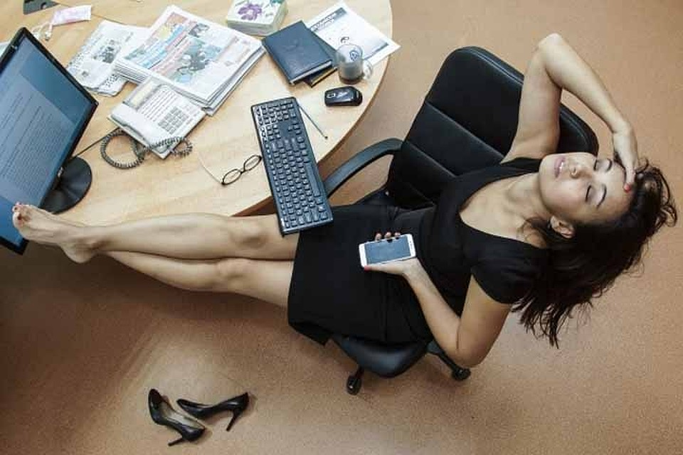 Офисным работникам предложили отменить медосмотры