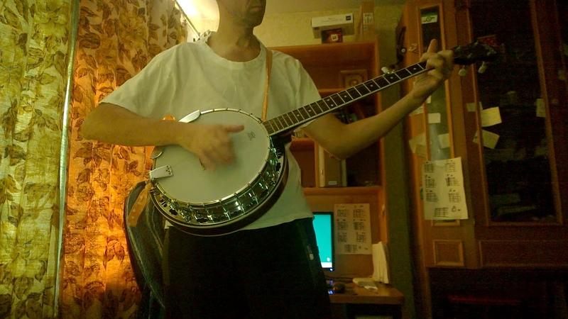 Oh, Susanna. Clawhammer banjo.