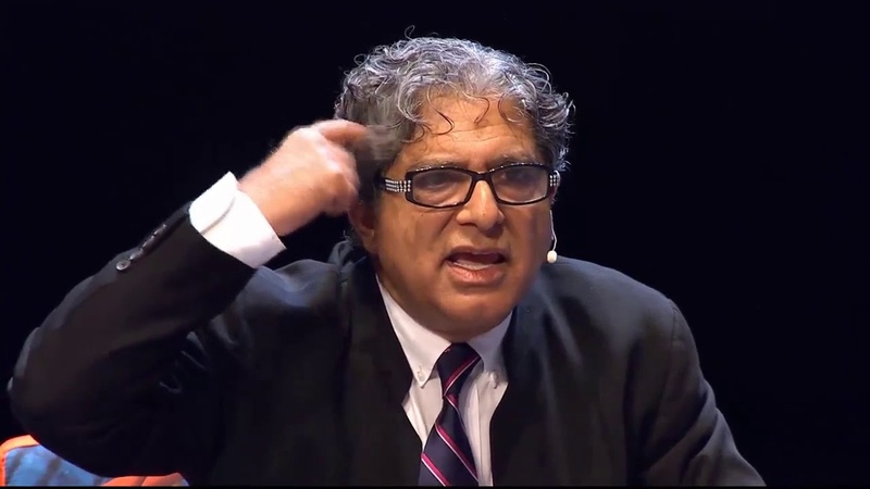 Deepak Chopra's Brain