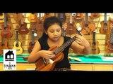 EUROPA (Santana) Ukulele Fingstyle by Sydney (Low G)