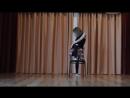Гимнастический танец Насти Буравлевой