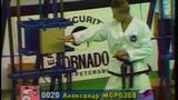 Первый российский чемпион мира по тхэквондо Александр Морозов