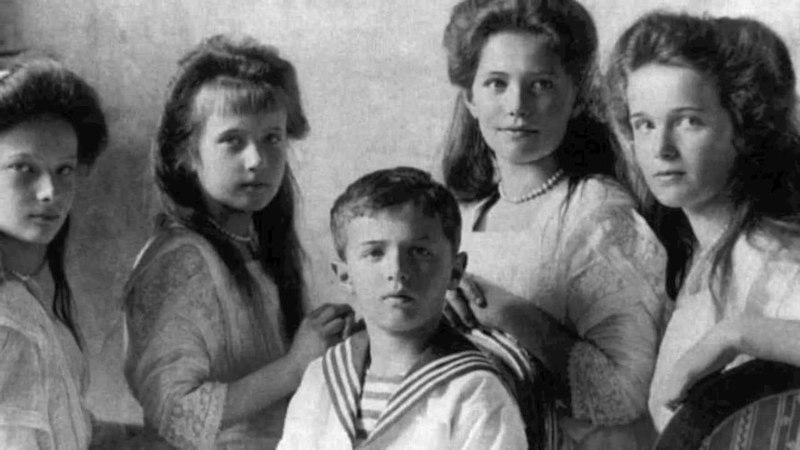 Царь могучий. Николай II