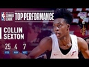 Collin Sexton Puts Up 25 To Lead To A Cavs W In The 2018 MGM Resorts Summer League