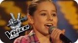 Lena Meyer Landrut - Satellite (Olivia) The Voice Kids 2013 Blind Audition SAT.1