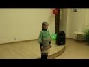 Конкурс Дети читают стихи. Белоусова Анисья, 10 лет