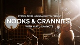 HIATUS KAIYOTE - THE LUNG (INSIDE THE DRAMA THEATRE AT SYDNEY OPERA HOUSE)