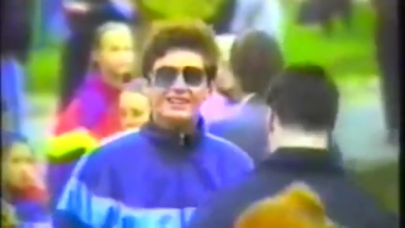 RUSSIAN MEMPHIS GETTO DANCING 1994