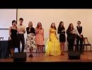 Заключительный концерт Недели Франкофонии