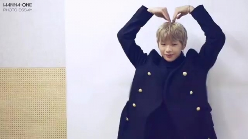 Wanna One Photo Essay Promotion Video