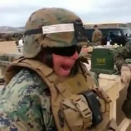 Армейская черепашка...стрёмная какая-то ._.