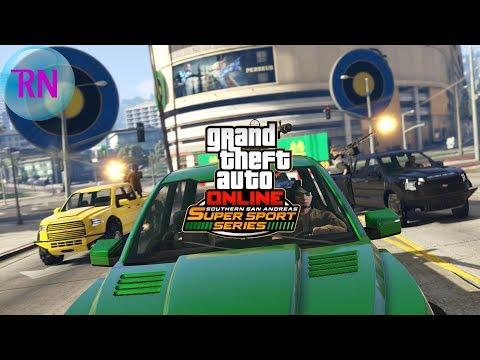 Обзор ● GTA Online: Super Sport Series ● Из лучшего в худшее