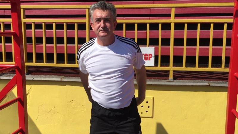 Старший преподаватель Учебного центра Михаил Антоненко раскрыл секрет бодрой формы