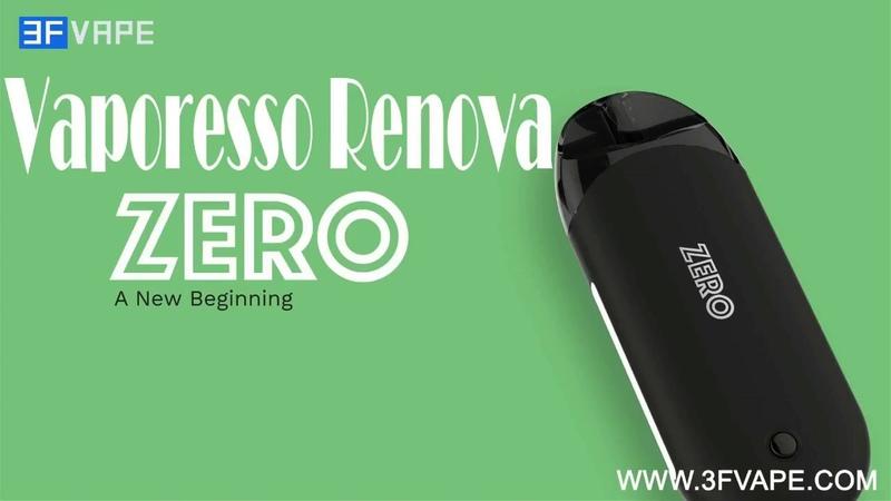 Vaporesso Zero 650mAh Starter Kit
