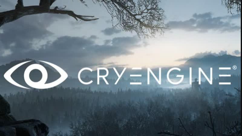 Презентация на тему игрового движка CryEngine