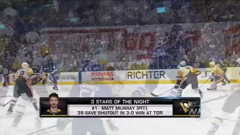 Three Stars of the Night Oct 19, 2018