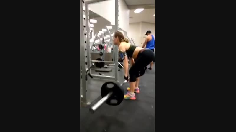 тренировка LA Fitness