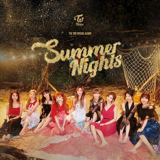 Twice альбом Summer Nights