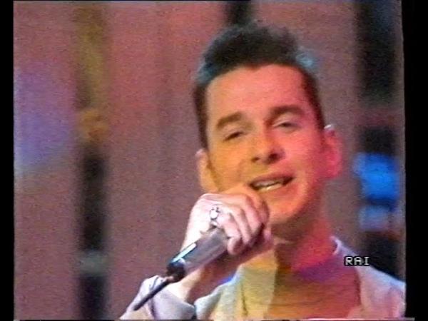 Depeche mode - Strangelove a Domenica in