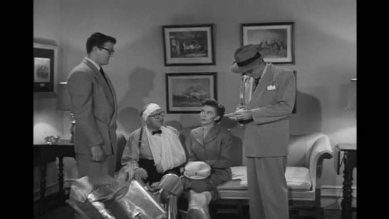 Adventures of Superman (1953) S01E17 The Runaway Robot