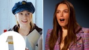 I had a MASSIVE spot! Keira Knightley on *that* hat from Love Actually.
