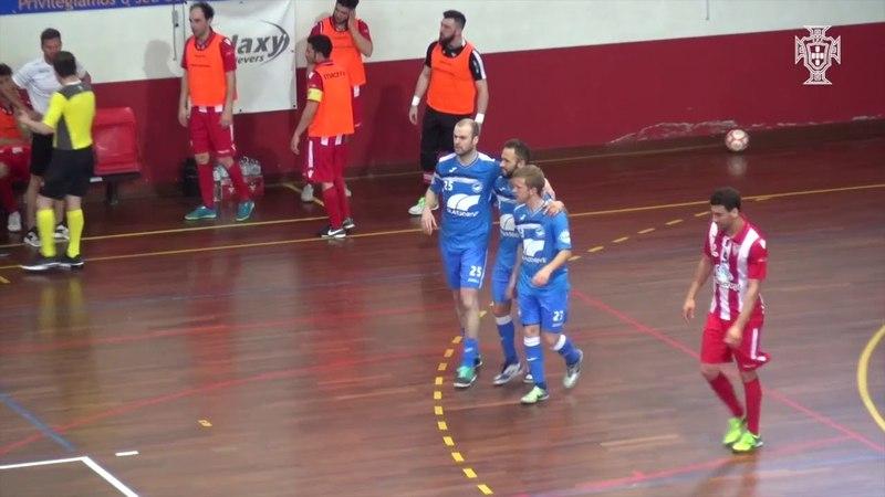 Liga Sport Zone, 26ª jor.: Cd Aves 1 - 7 Modicus Glassdrive
