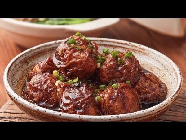 美食台 |大上海才有的大肉丸,特別不一般!