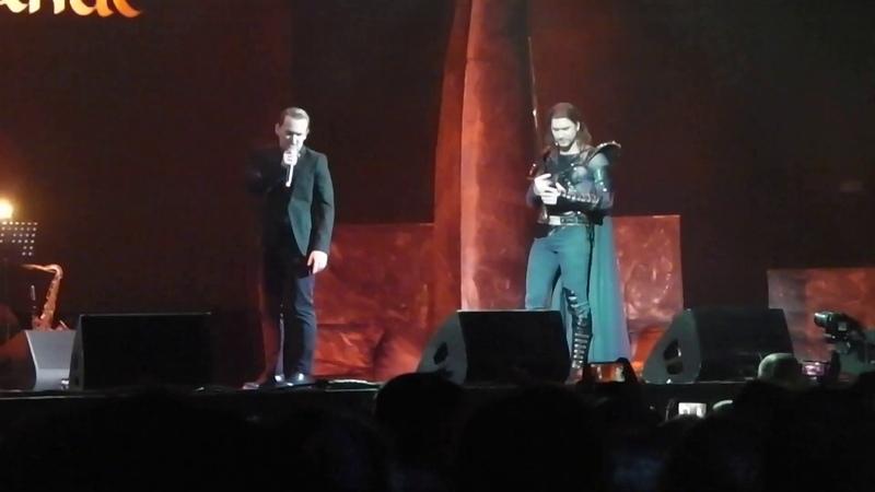 Концерт 20 лет мюзиклу Последнее Испытание - Клинок