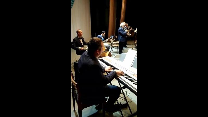 Алексей Беляев и Jazz-Express - Звездная ночь