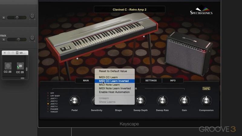 MIDI Learn Keyscape Explained
