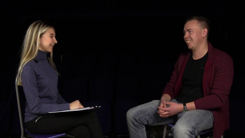 Интервью с Ринатом Музафаровым. Мой первый короткий метр.