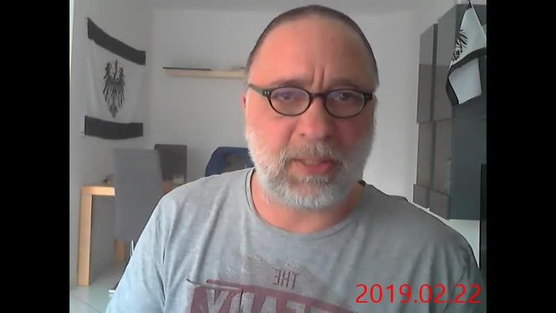 Frank Radon - Ihr Schlafschafe und ewigen Diskutierer werdet es nicht schaffen