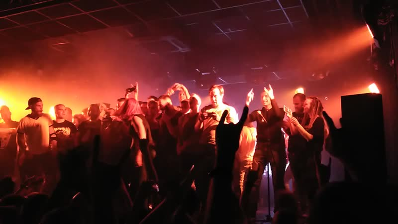 Caliban - Nothing is Forever (live 19.10.18, St. Petersburg)