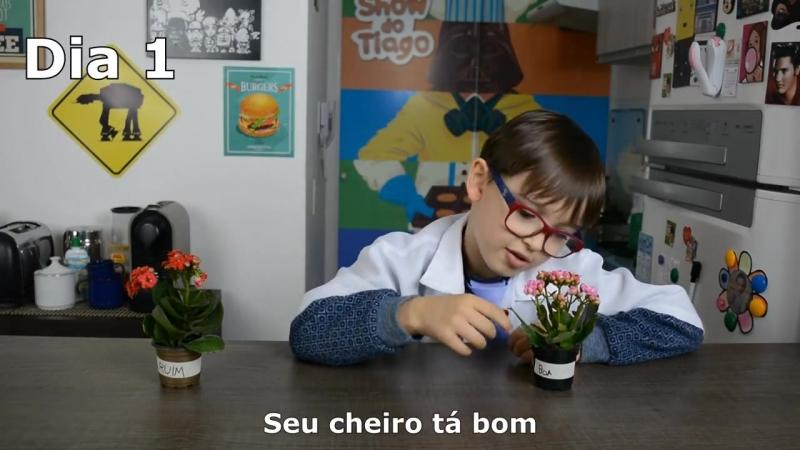 O Show do Tiago Passei 30 dias fazendo bullying com uma