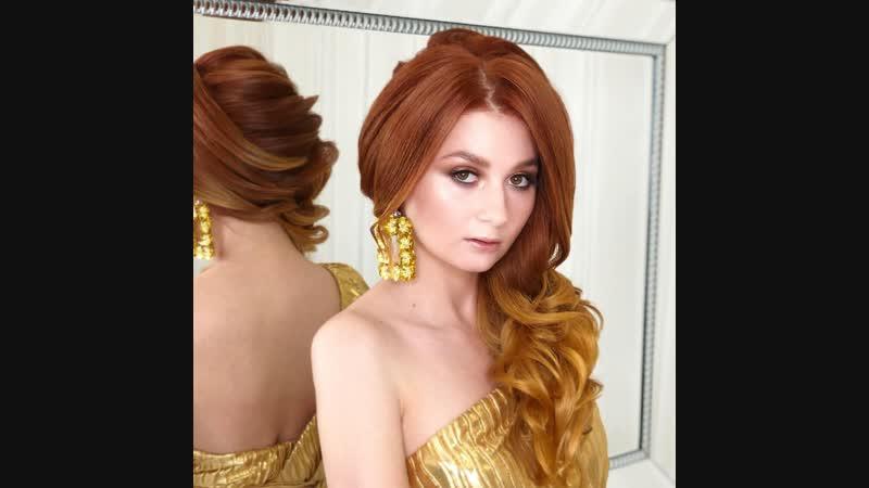 Экспресс причёска в красках осени смотреть онлайн без регистрации