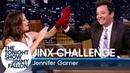 Jinx Challenge with Jennifer Garner