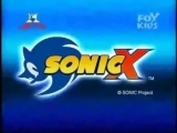 Sonic X - Opening theme series