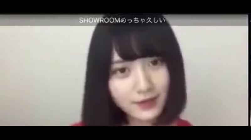 180604 NMB48 Team BII Draft KKS Yamamoto Mikana SHOWROOM cut 1