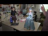 Кукольный Оскар за двойника Любови Орловой